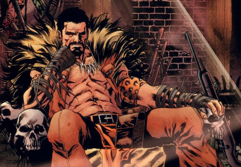 In The Crosshairs: Spider-Man Makes His Hollywood Choice To Play Kraven The Hunter