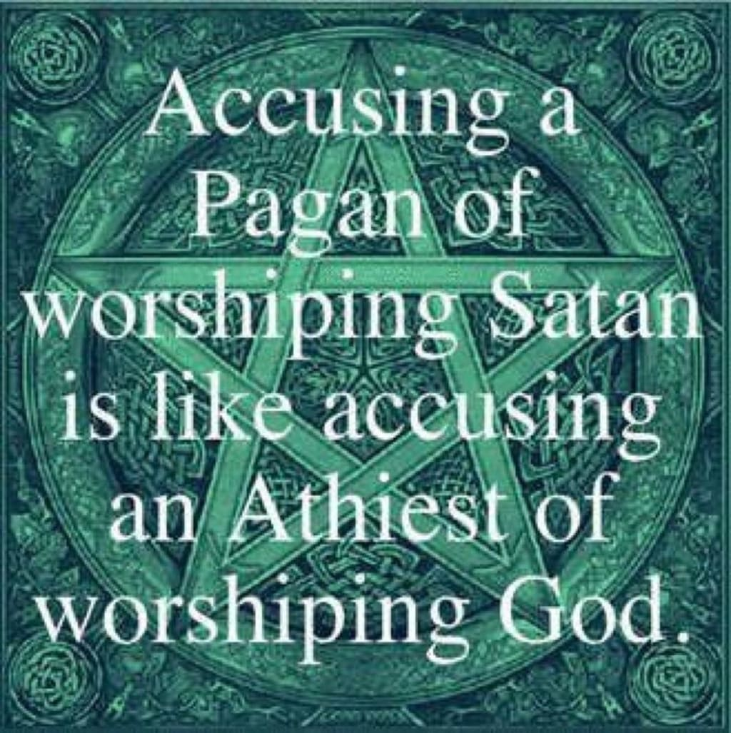 Expository Research: Paganism