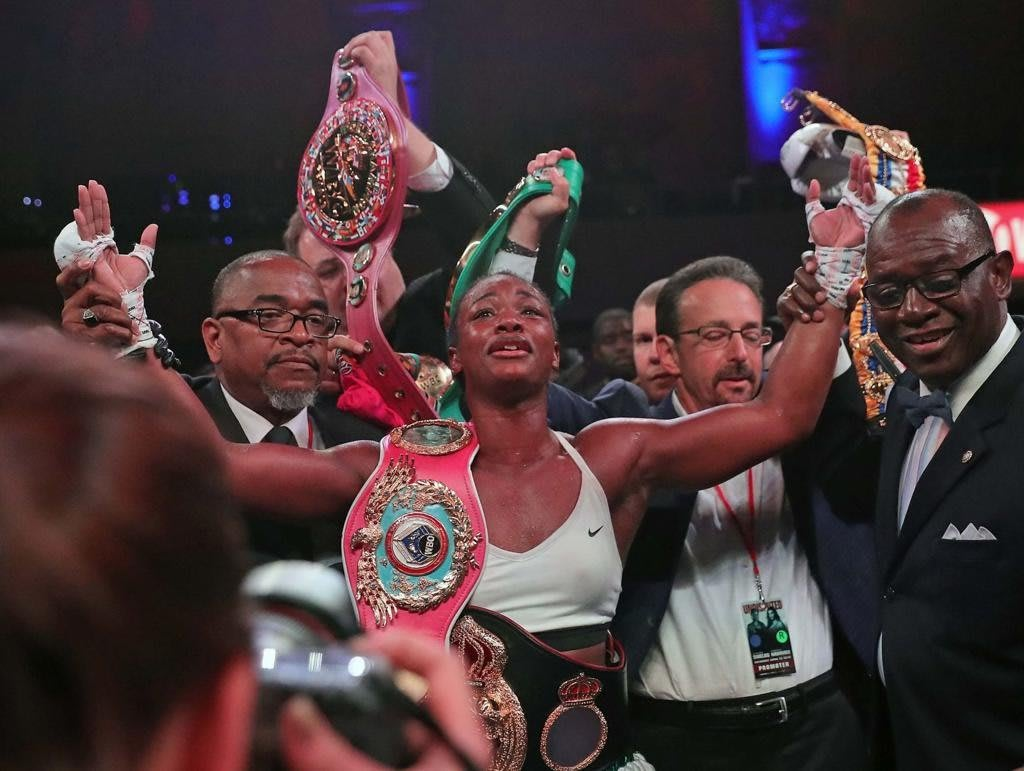 Claressa Shields and Her Hunger for Greatness