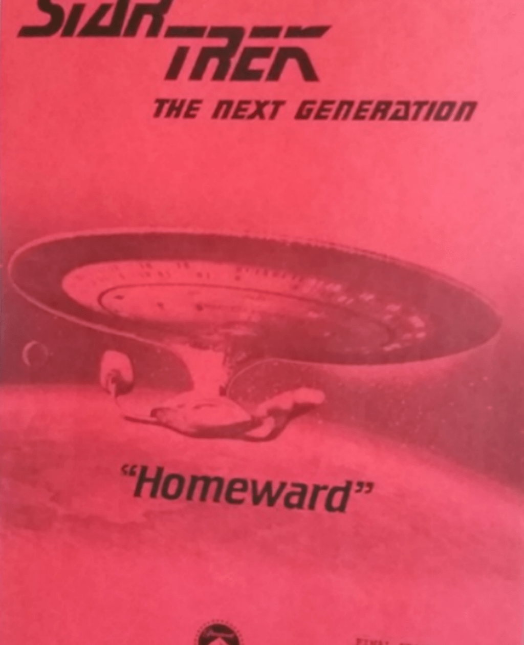 I Wrote For 'Star Trek: The Next Generation'
