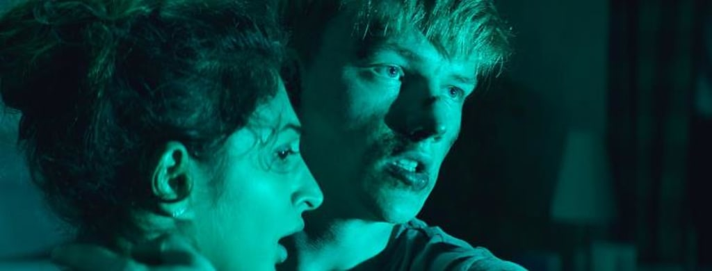 'Await Further Instructions' (2018)