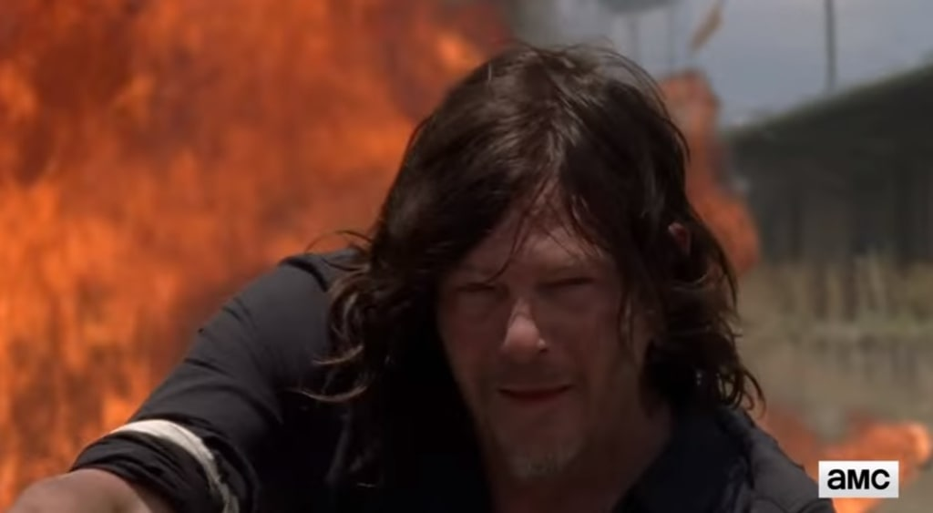 Not Just Dead Air: 'The Walking Dead' Season 8 Trailer Breaks Its Own Record