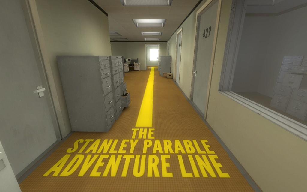 1 Hour Review: The Stanley Parable