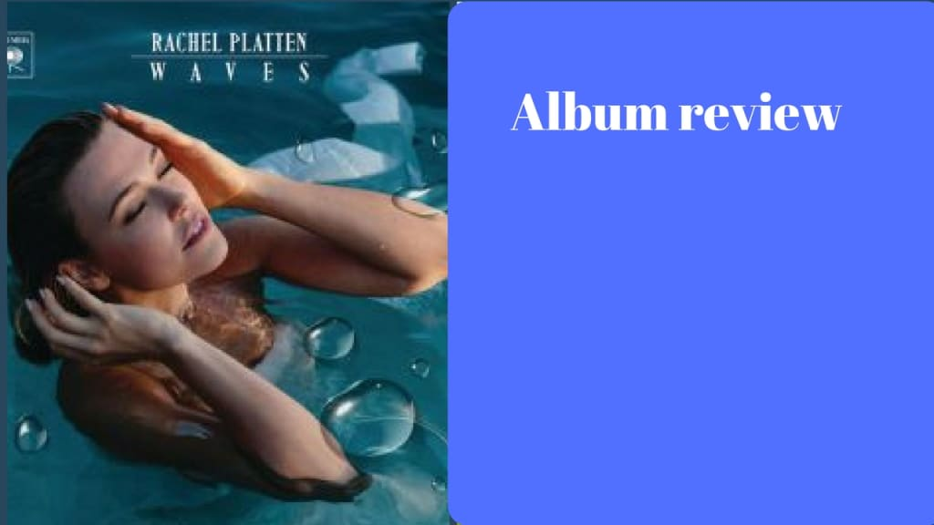 Rachel Platten is Creating Waves  and a Movement with Sophomore Album