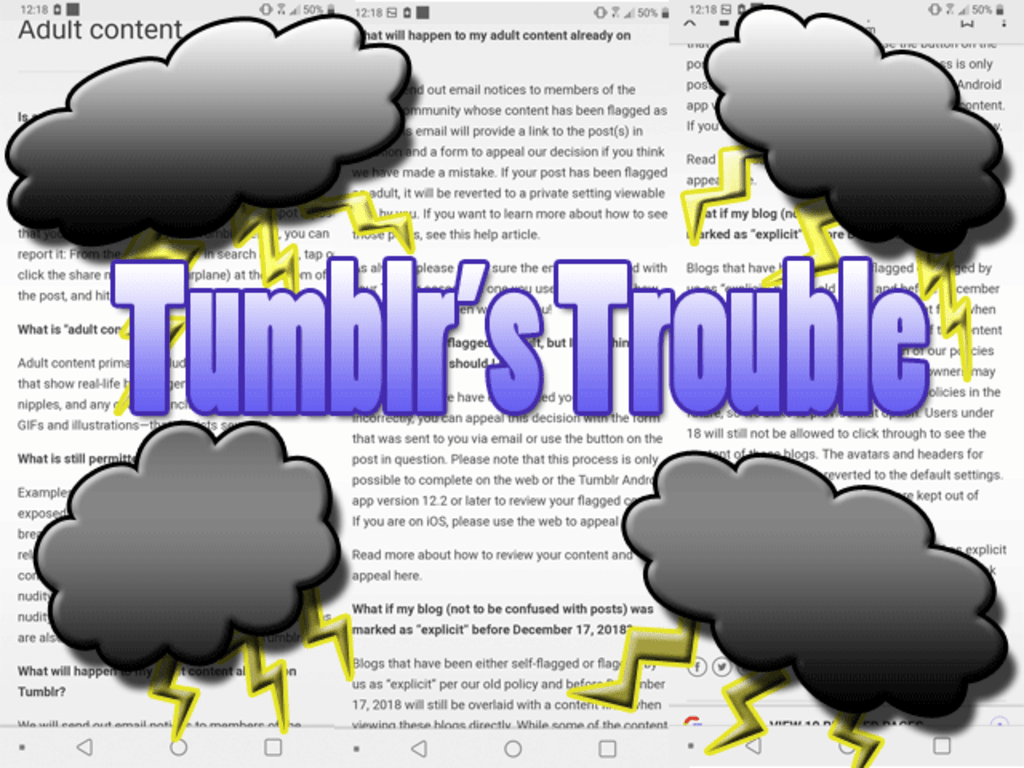 Tumblr's Trouble: An Opinion