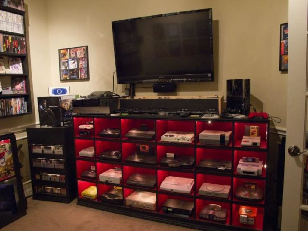 A Gaming Father: 4 Steps To Get Your Gaming Fix