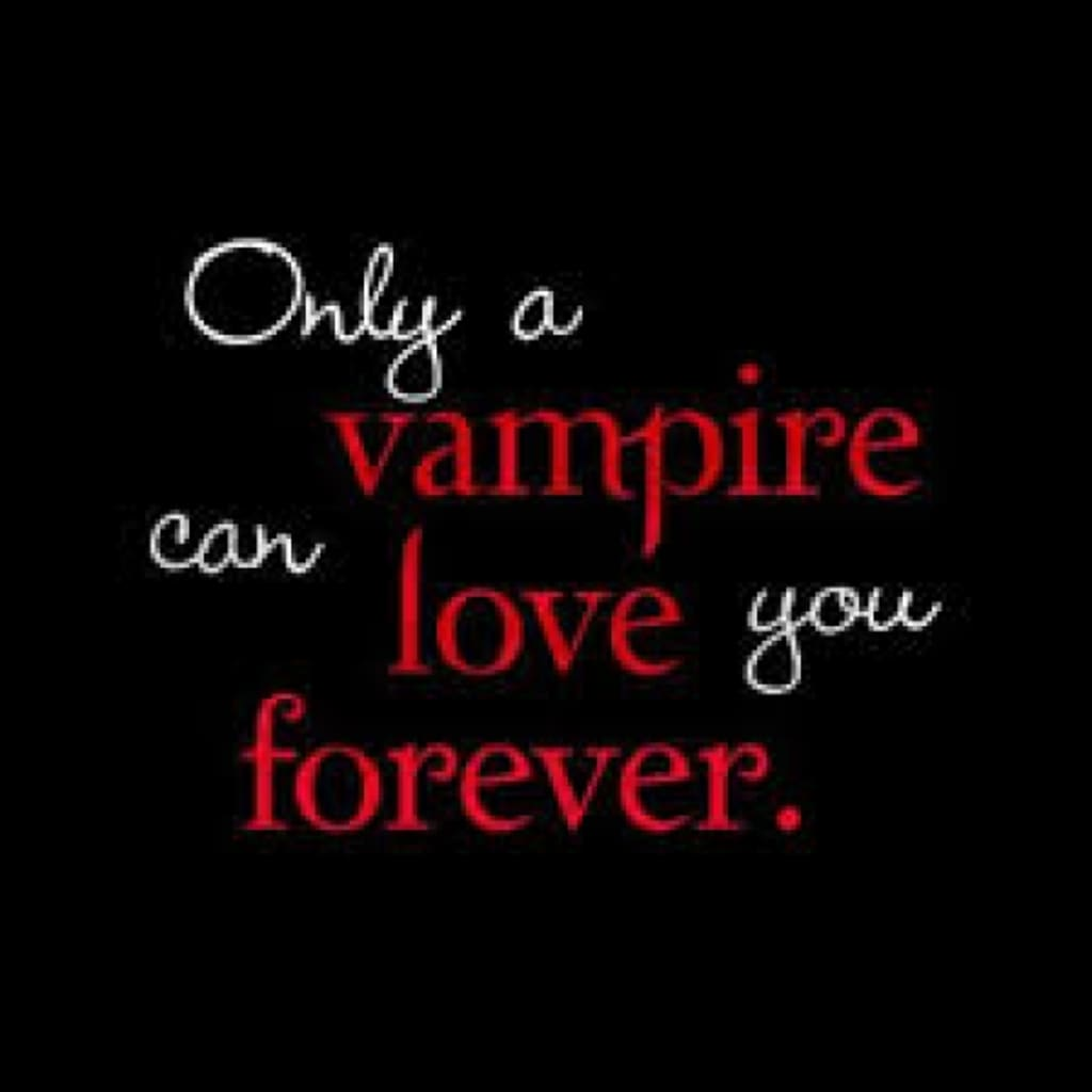 Loving the Evil of Vampires