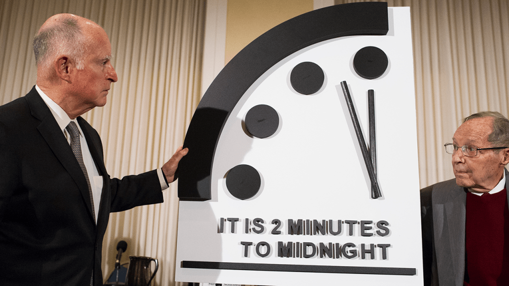 It's the 21st Century, Does the Doomsday Clock Really Matter?