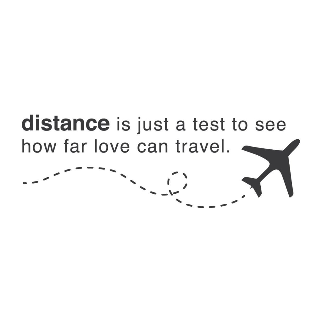 Managing a Long Distance Relationship