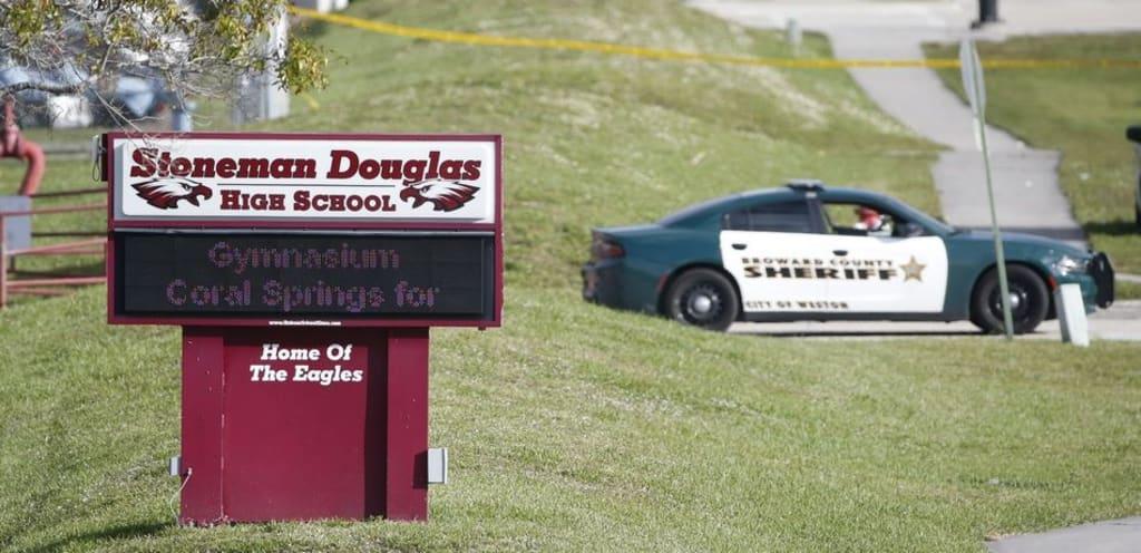 Parkland, Florida Shooting Analyzation