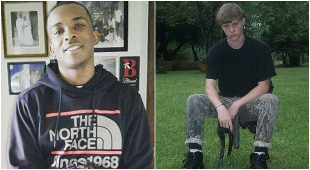 What Is Fair Justice? Stephon Clark vs. Dylann Roof