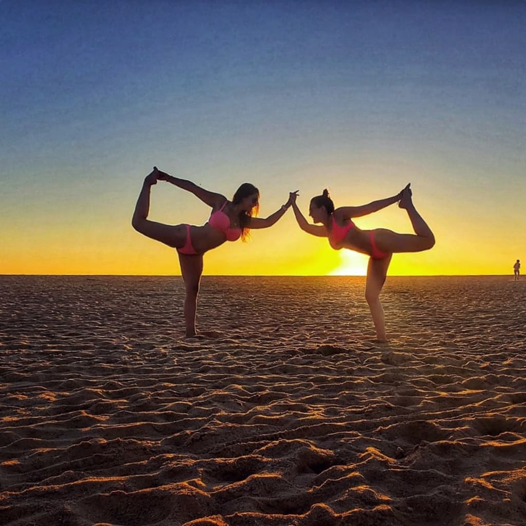 Yoga–Beginning, Middle, No End