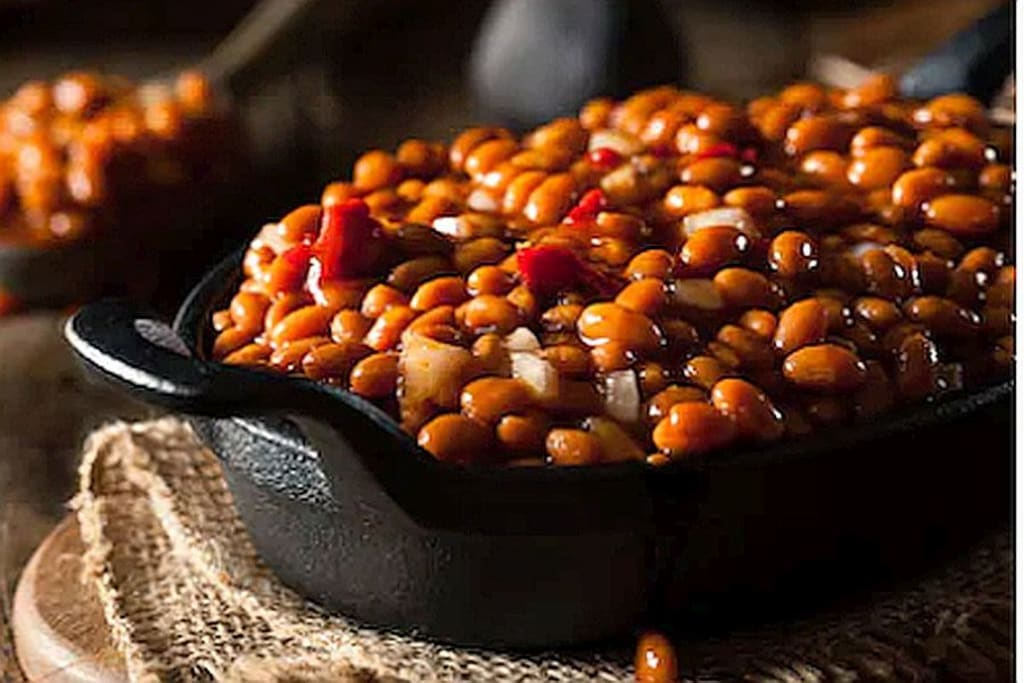 Baked Beans Are Different from Pork and Beans