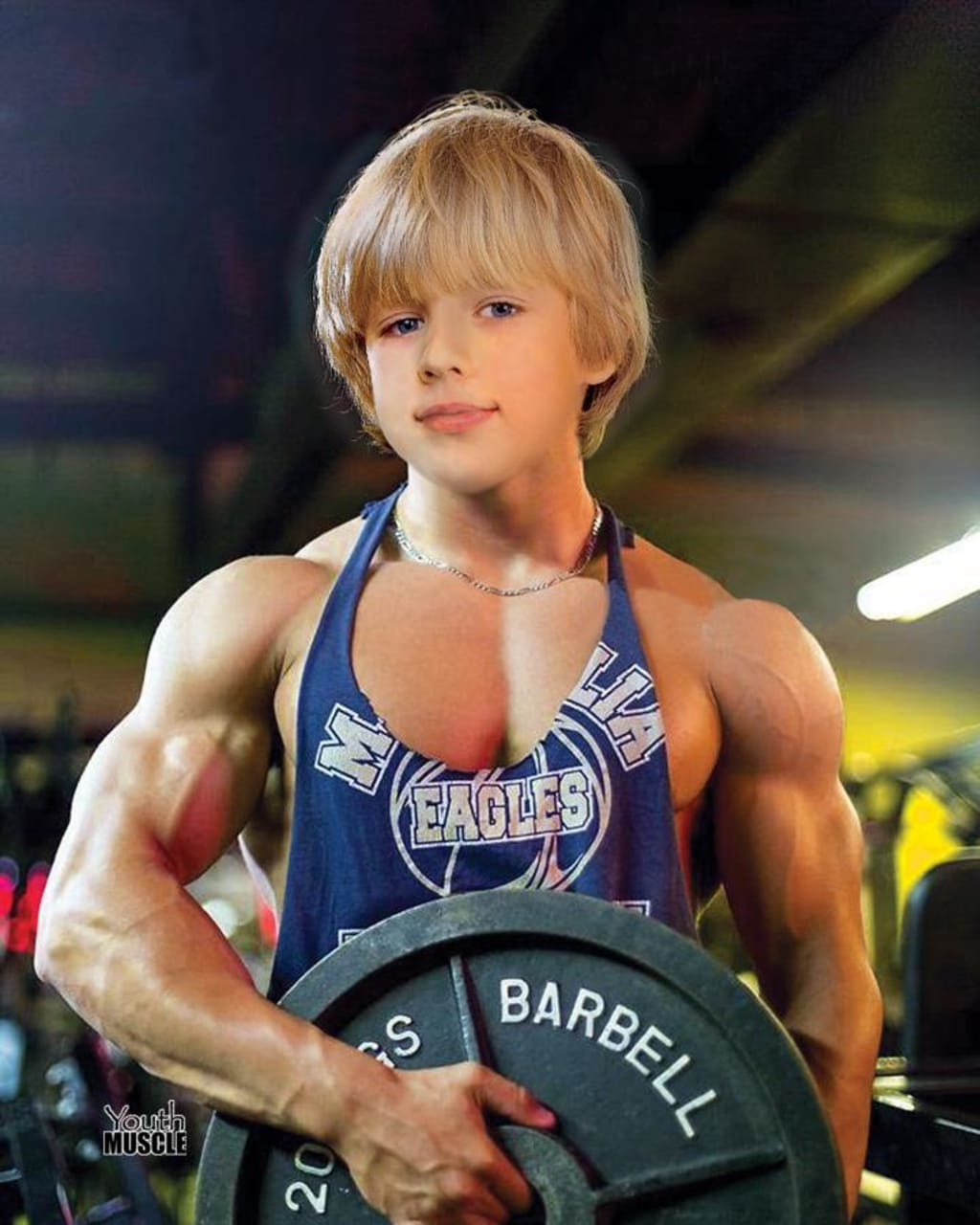 Gym Story