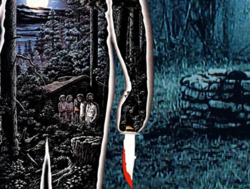 Happy Father's Day Elias Voorhees - Friday The 13th's Missing Daddy!