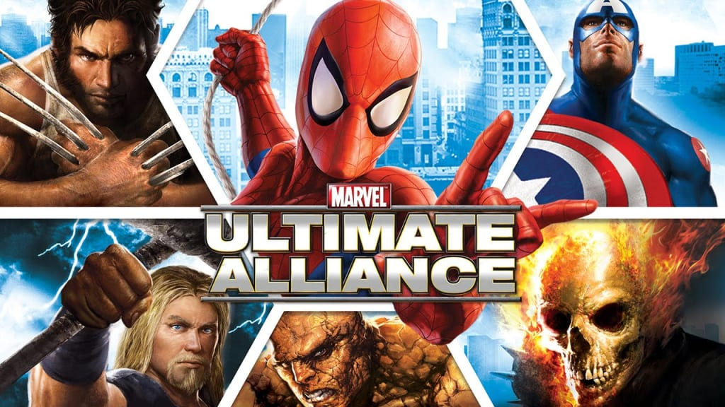 "A Tale of Two ""Marvel Ultimate Alliances"""