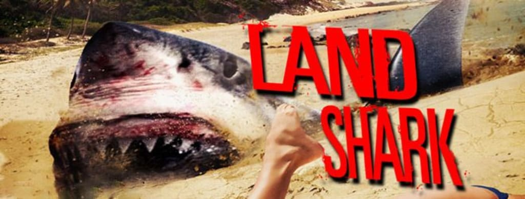 Reed Alexander's Horror Review of 'Land Shark' (2017)