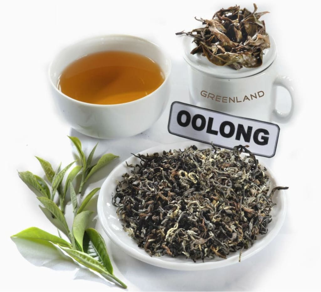 GTR: Identifying Teas Part 4: Oolong Tea