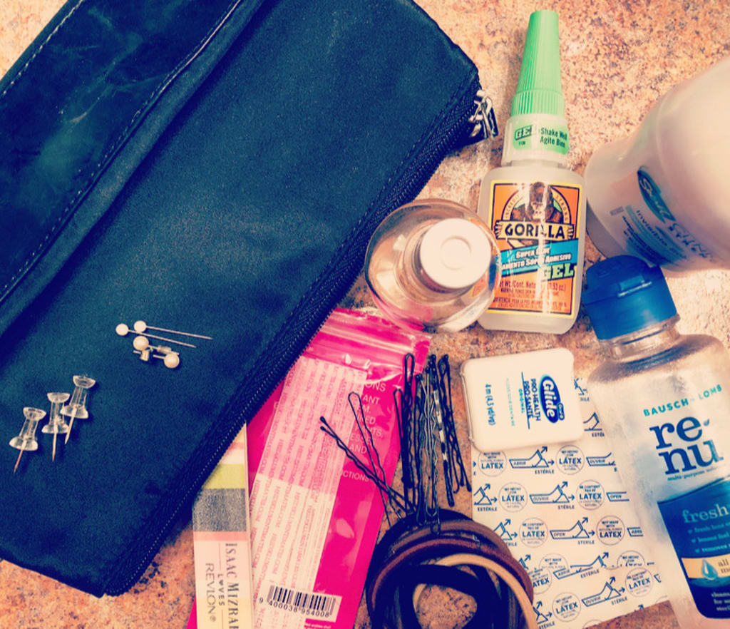 The Essentials for a Wedding Emergency Kit