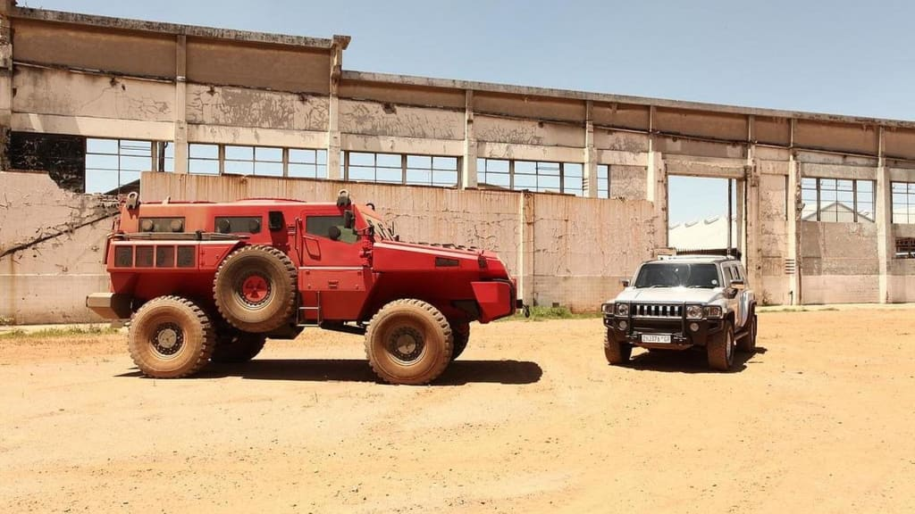 Used Military Vehicles >> Used Military Vehicles You Can Buy For Your Own Use