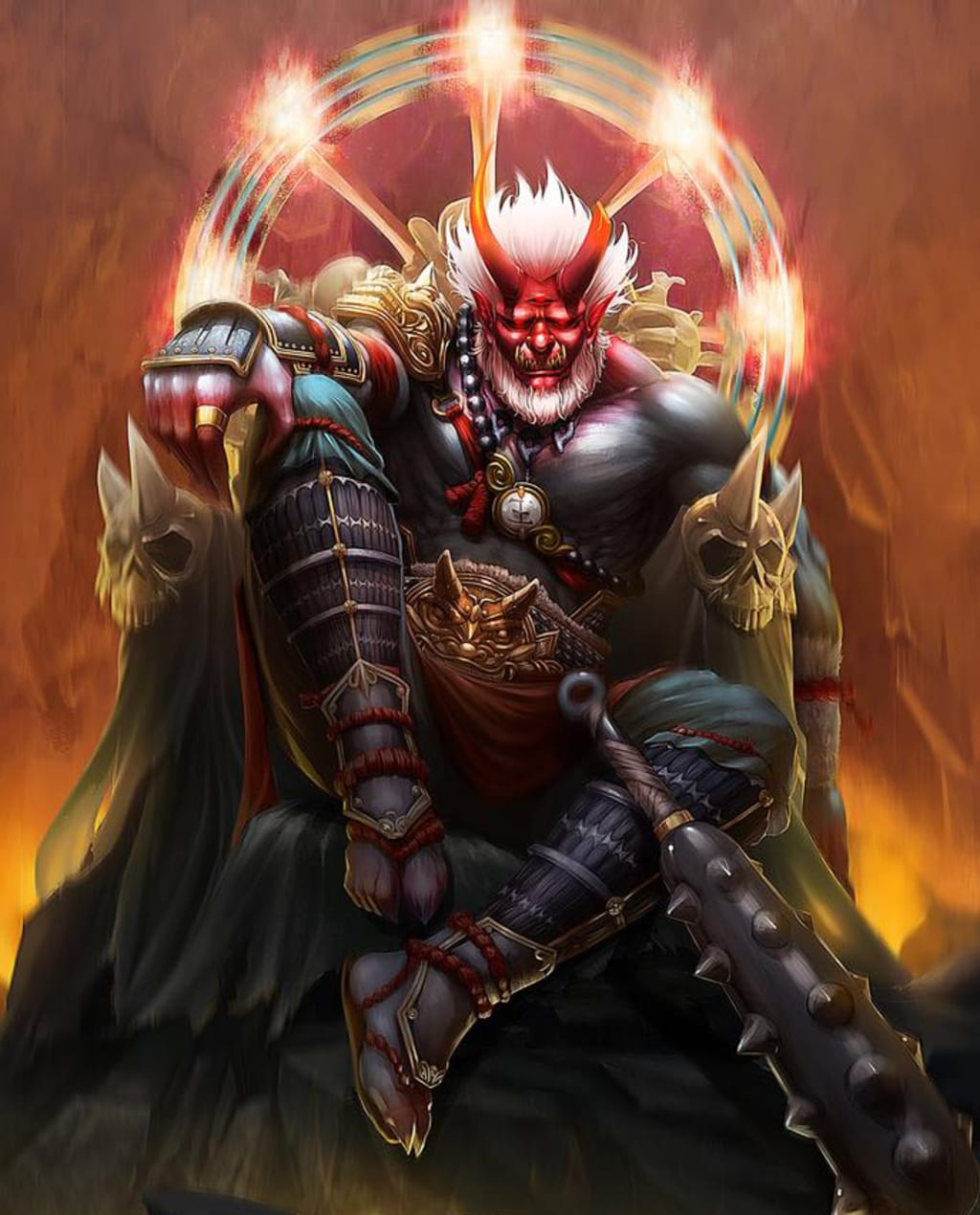 Rise of the Oni King Part 1