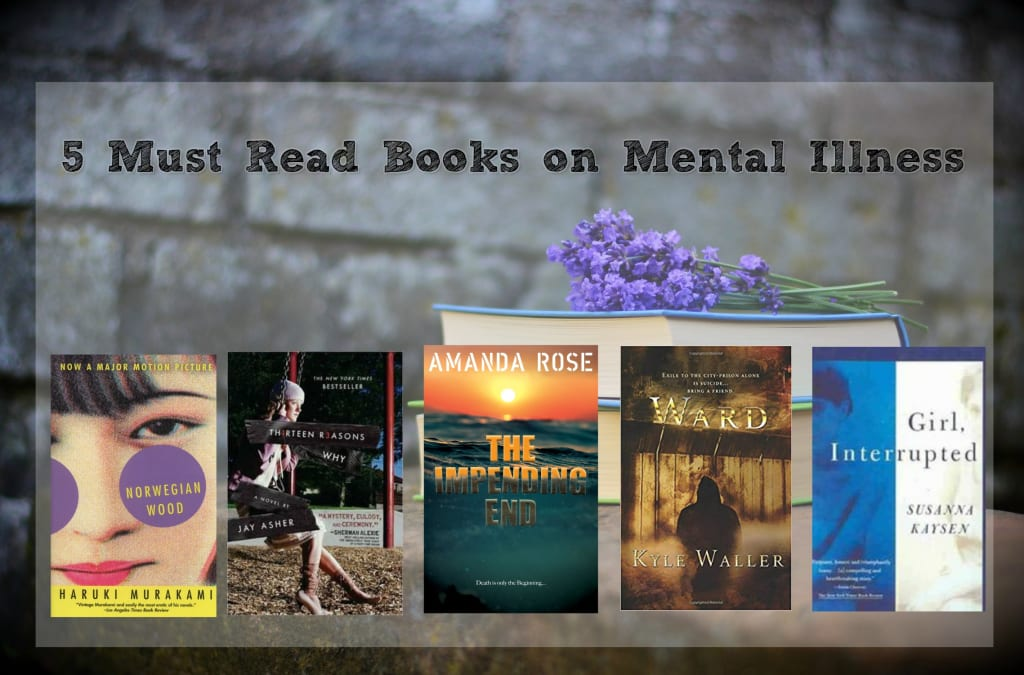 5 Must Read Mental Illness Novels