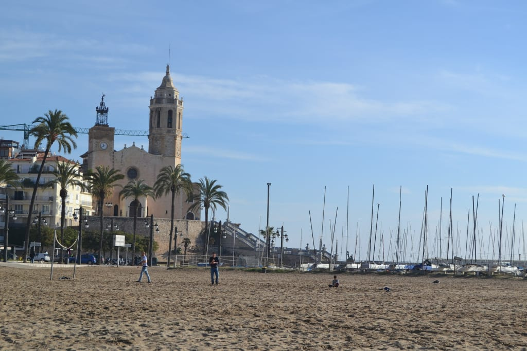 gay cruising sitges spain