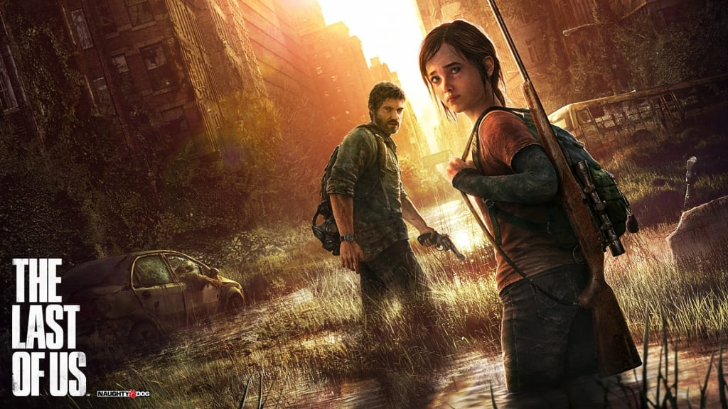 The Greatest The Last Of Us Fanart
