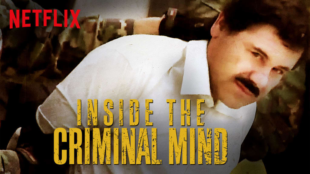 'Inside the Criminal Mind'