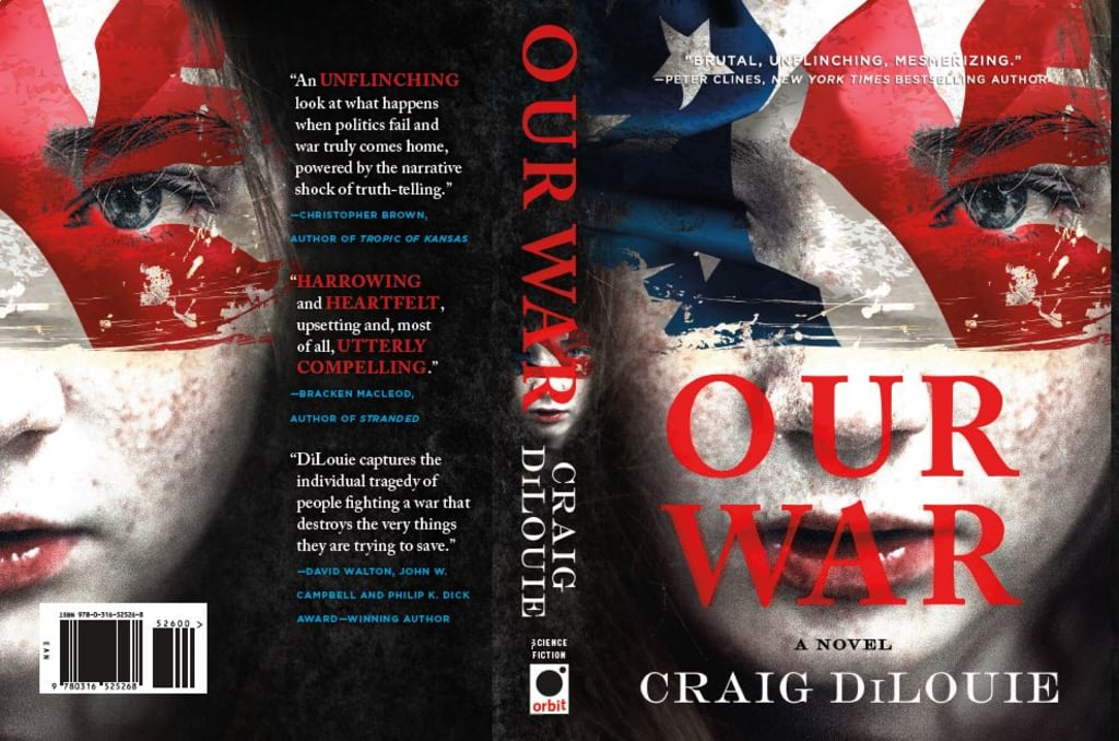 'Our War' by Craig DiLouie