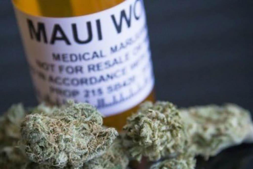 Maui Wowie Marijuana Strain