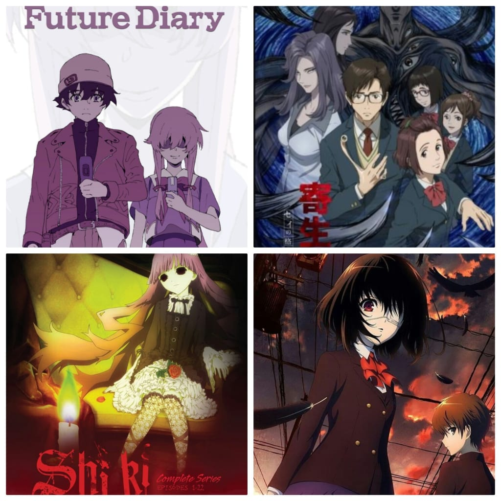 4 Animes You Must Watch