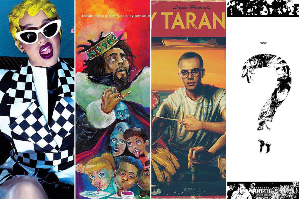The Real Top 20 Albums of 2018