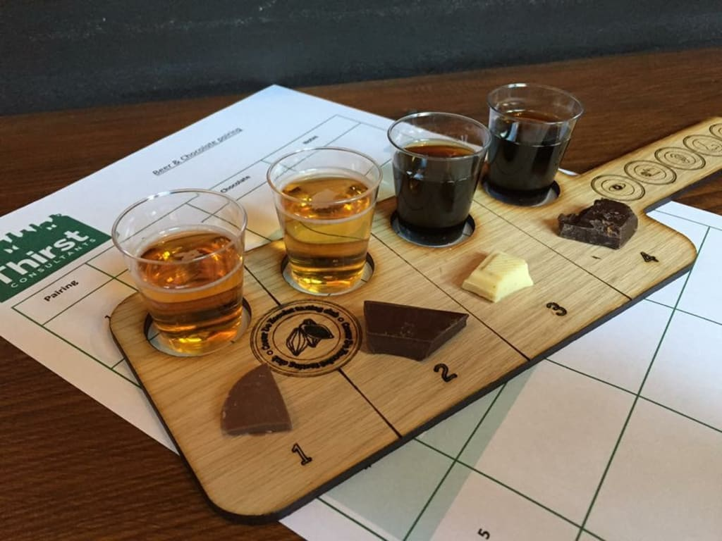 Beer and Chocolate: A Match Made in Heaven