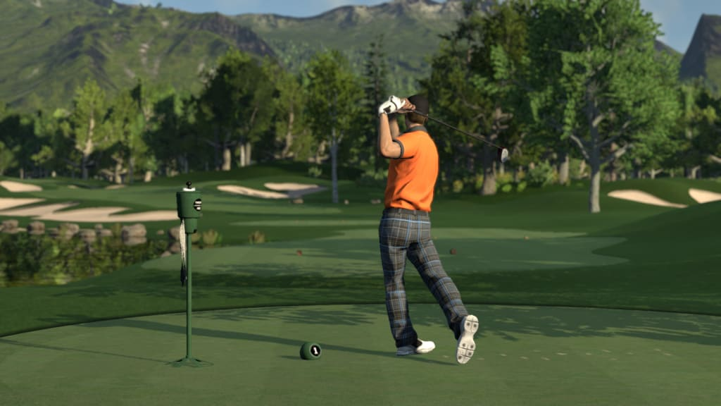 The Dream 18: Must-Play Golf Games