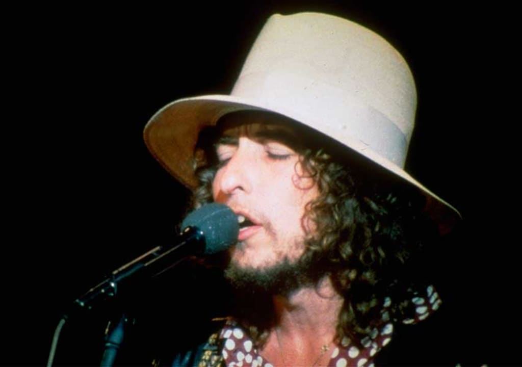 My Top Ten Favourite Songs by Bob Dylan (Pt. 3)