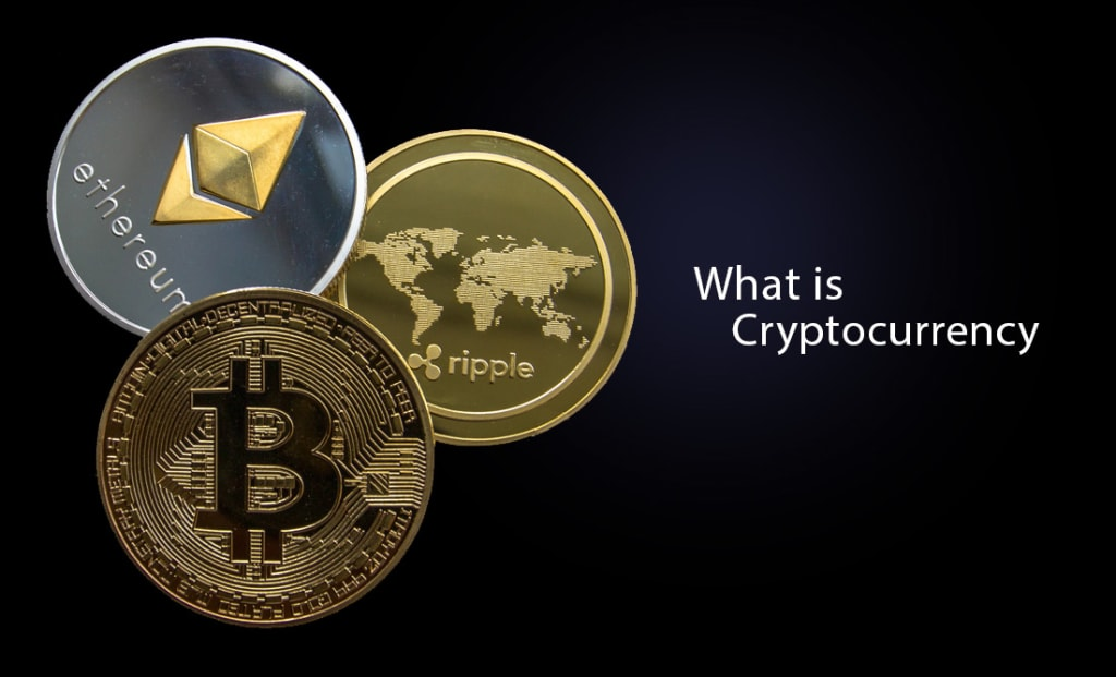 what is cryptocurrency, crypto