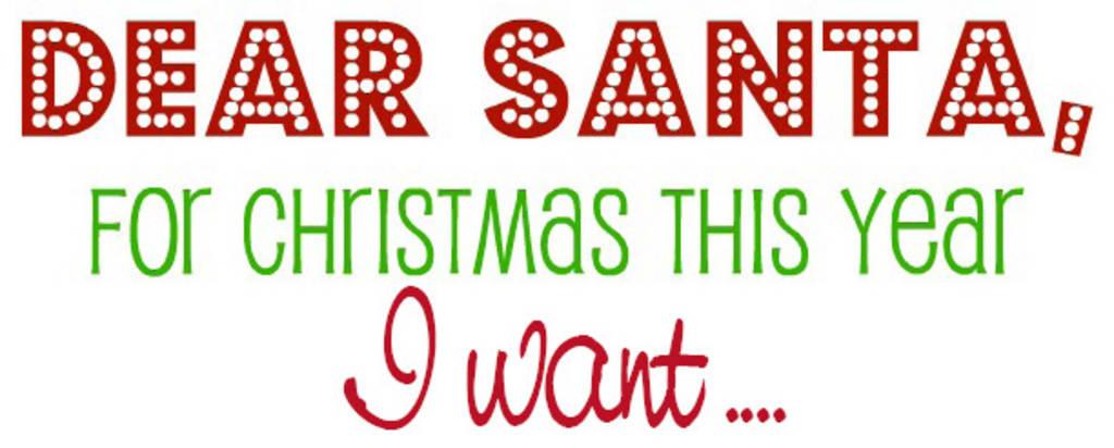 T1D Christmas Wishlist