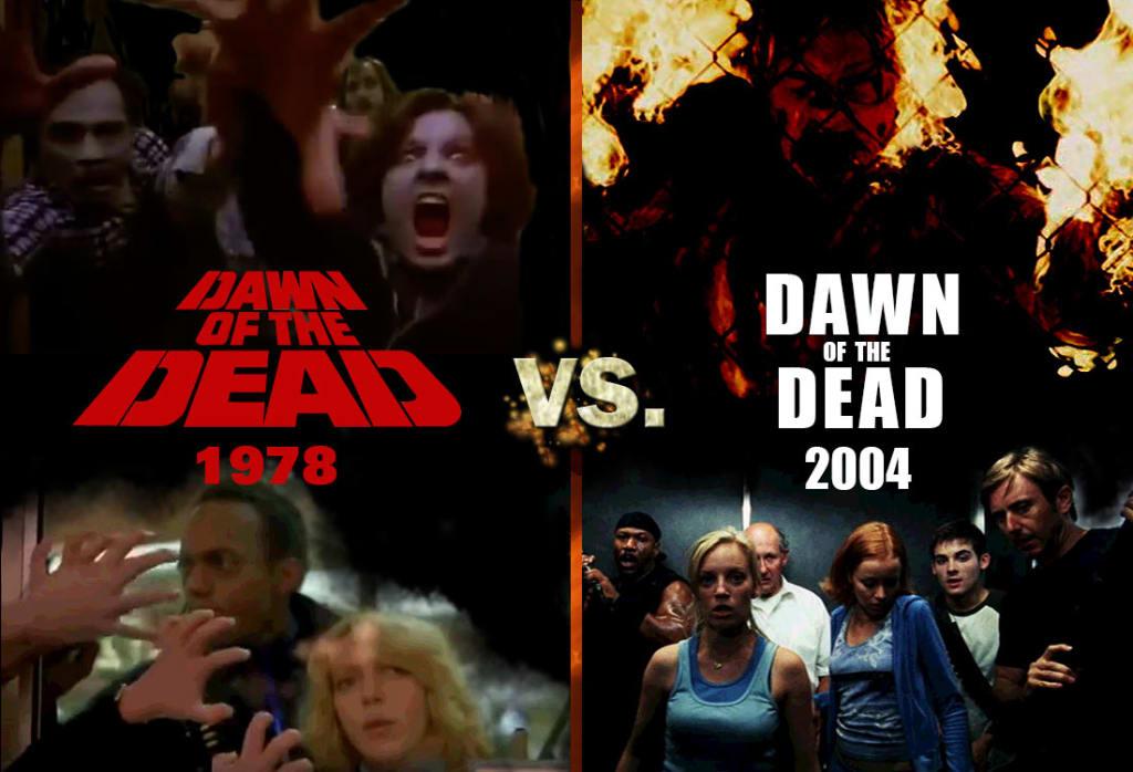 'Dawn of the Dead' (1978) vs. 'Dawn of the Dead' (2004)