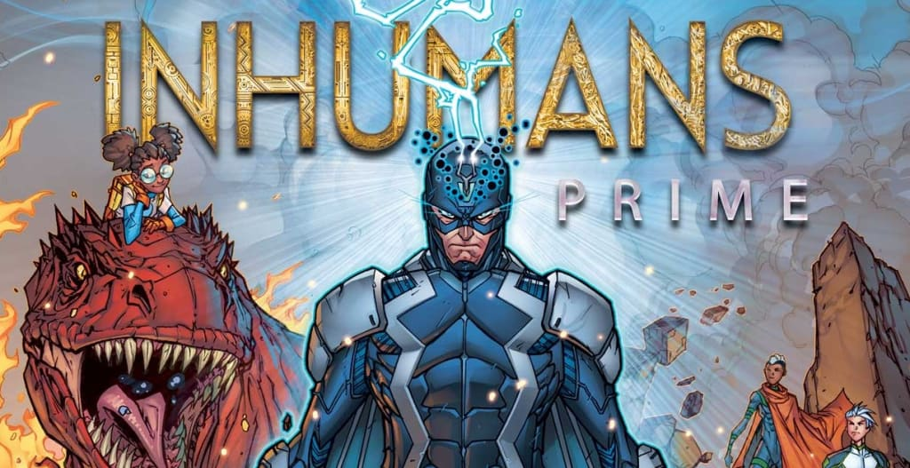 Marvel Reveals Inhumans Redesigns — Is This A Taste Of What To Expect From The TV Series?