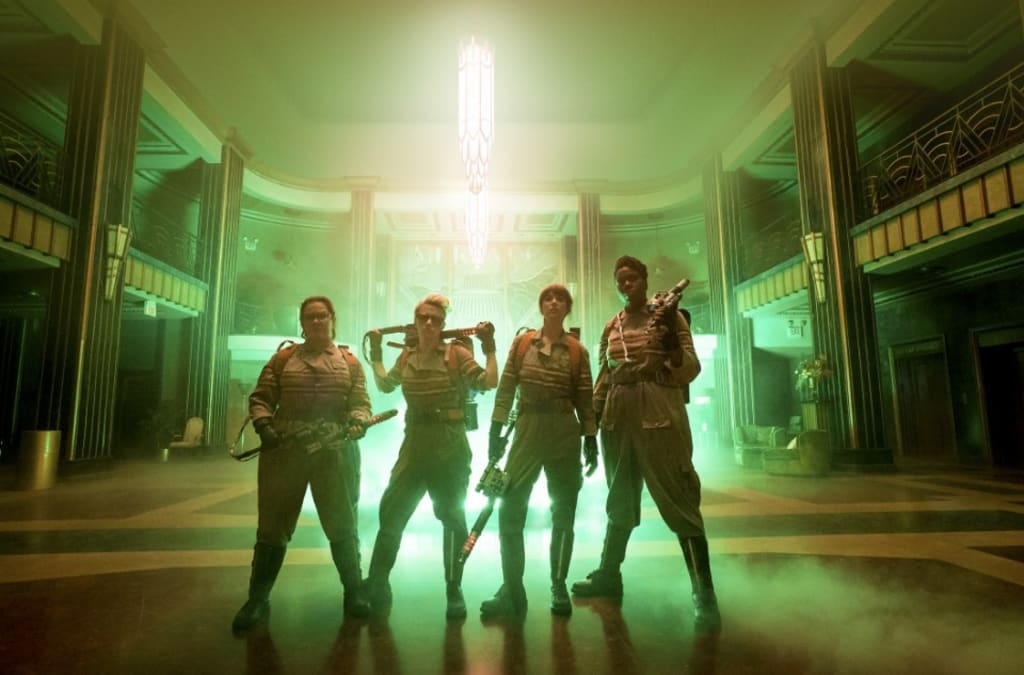 Why Has 'Ghostbusters' Been So Controversial?