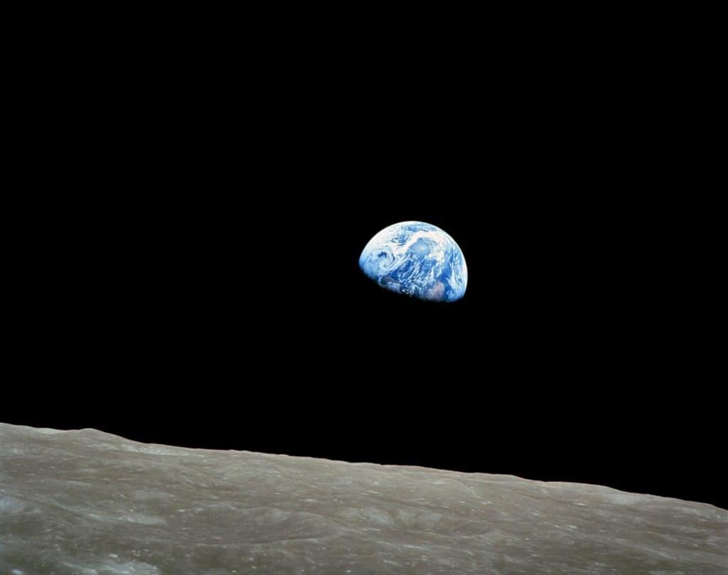 1968: The Successful Journey of Apollo 8