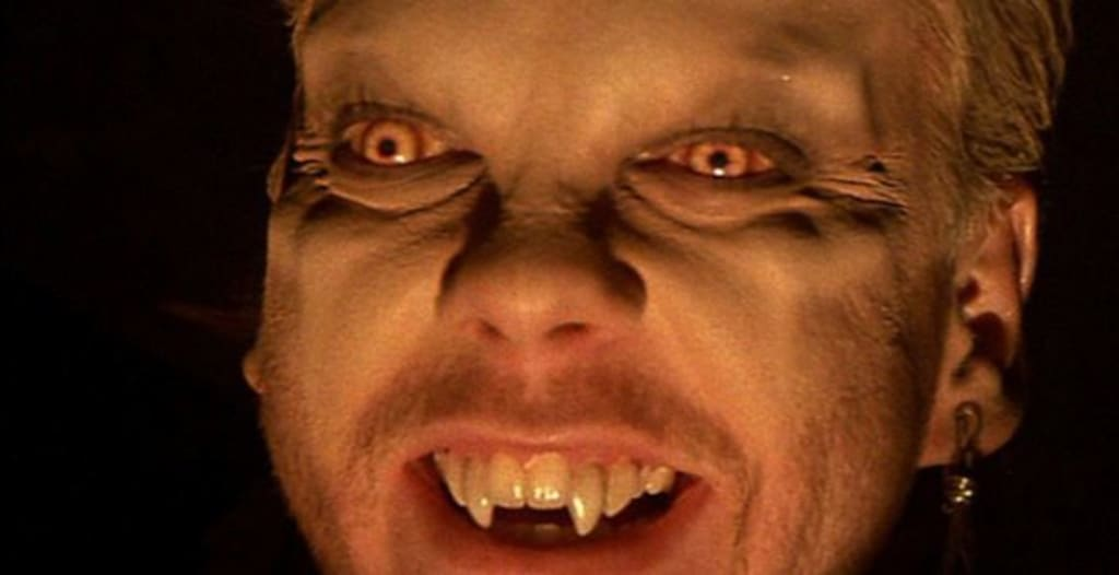 The Evolution of Vampires in Film and Television