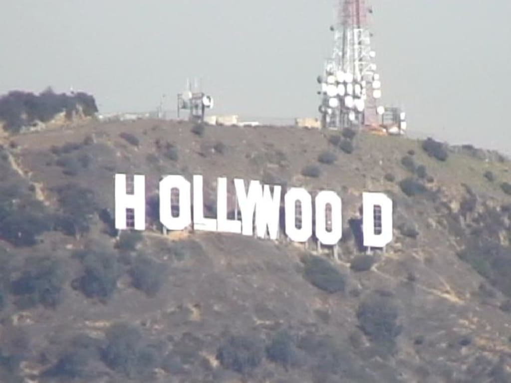 Hanging Out in Hollywood