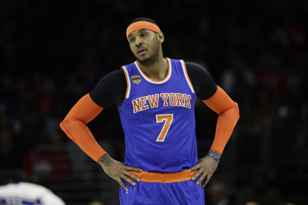 The Knicks Are Bad