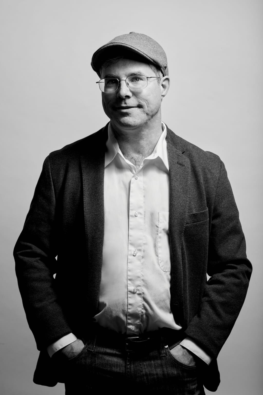 In the Author's Universe: Interview with Sci-Fi Author Andy Weir