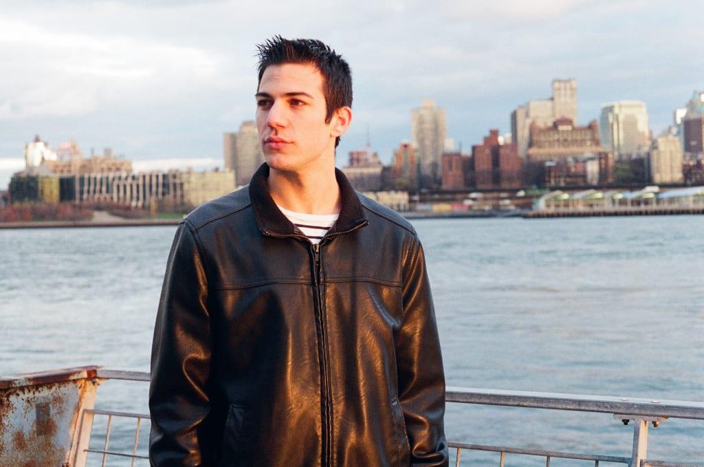 Matteo Scher is the Next Billy Joel
