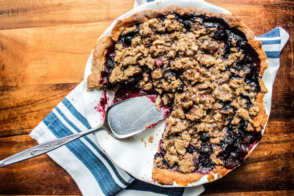 10 Best Recipes for Making Blueberry Crumble
