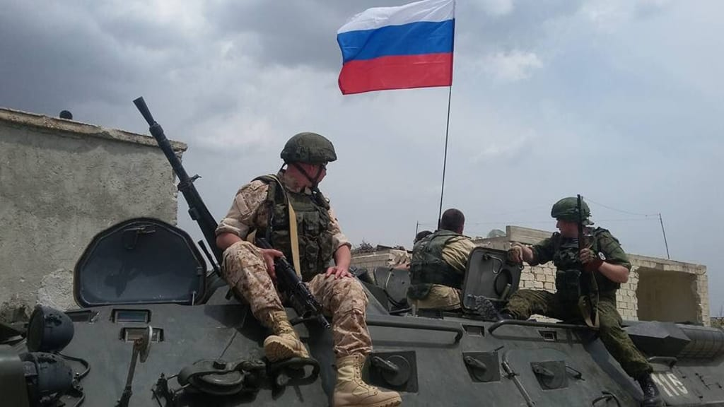 Russia Defeats ISIS in Syria