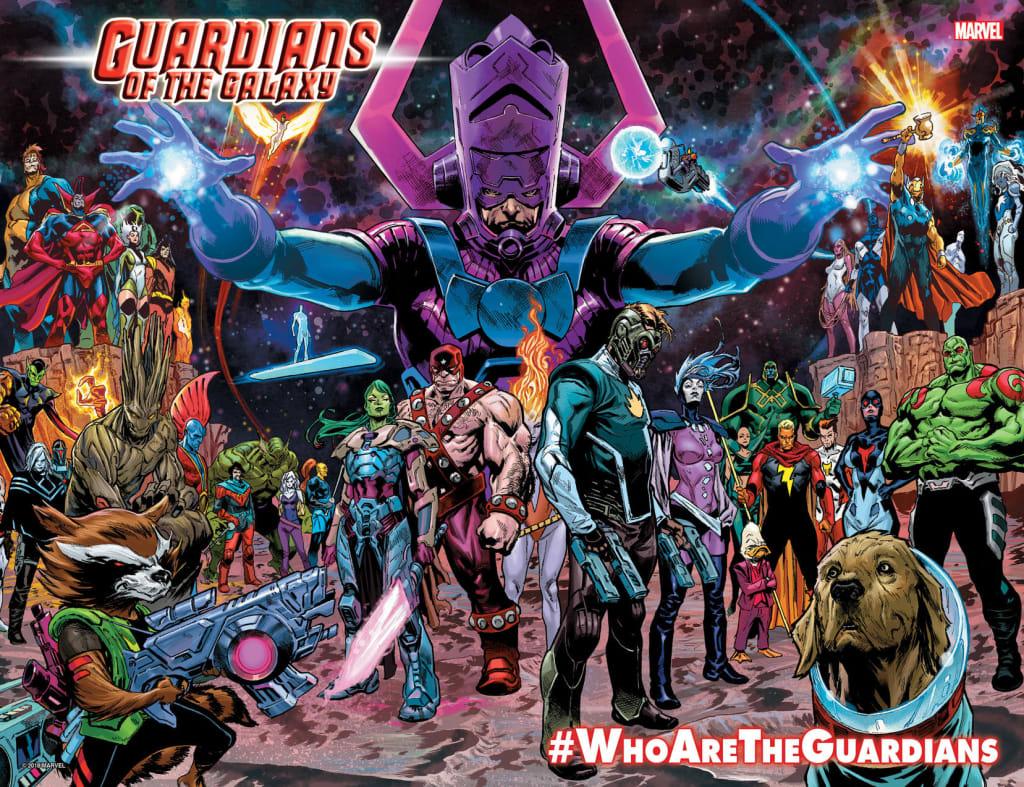 Guardians of the Galaxy Marvel Comic Book #150 Infinity Quest Warlock Returns HI